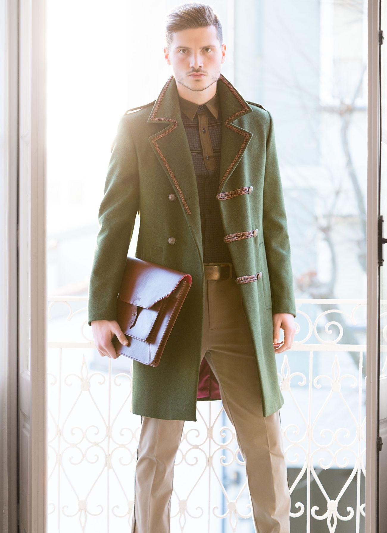 Silva Jorge Editorial  Fashion Photography Vicri Portugal Men Striking Fashion