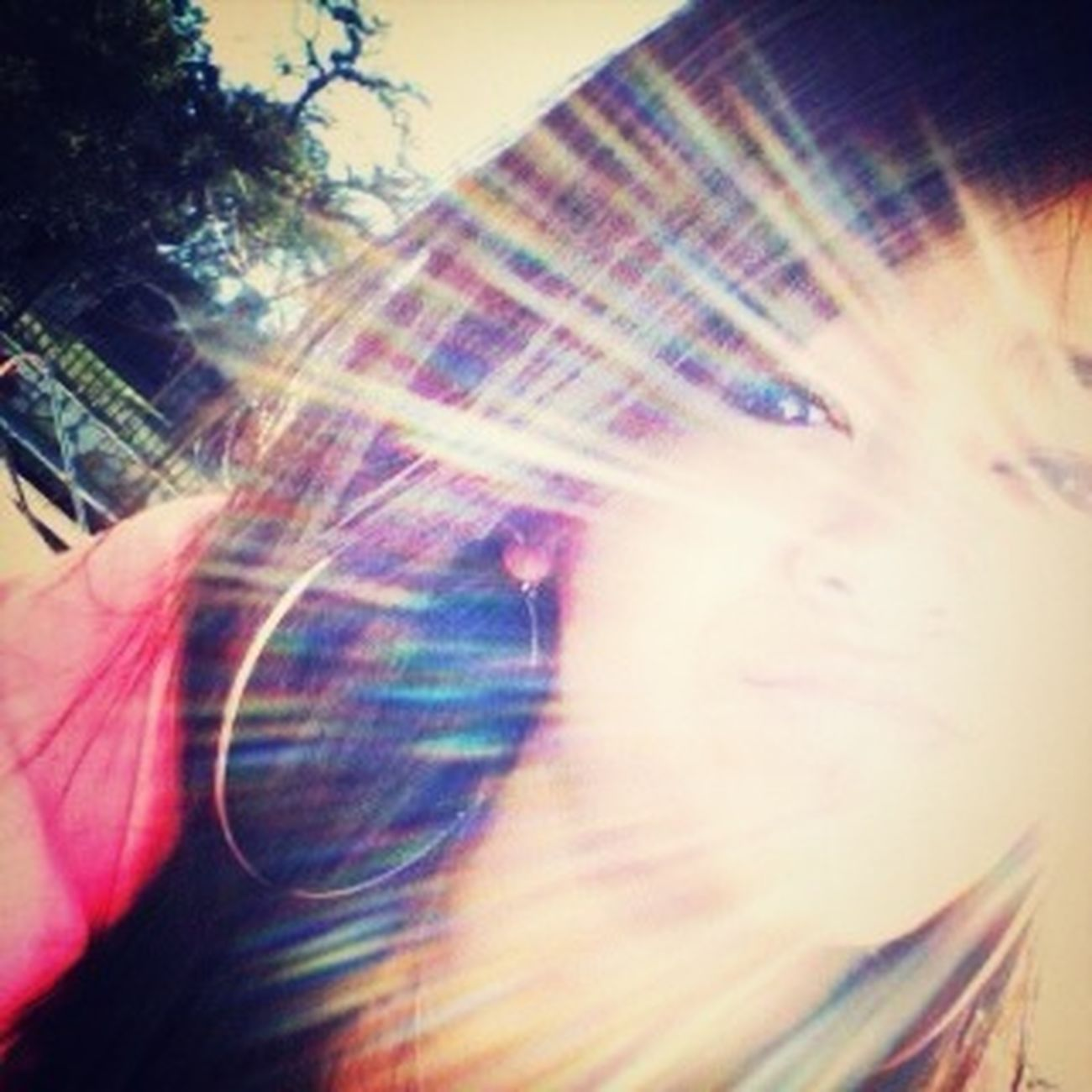 Gonna let the light shine thru me. Throwbackkk
