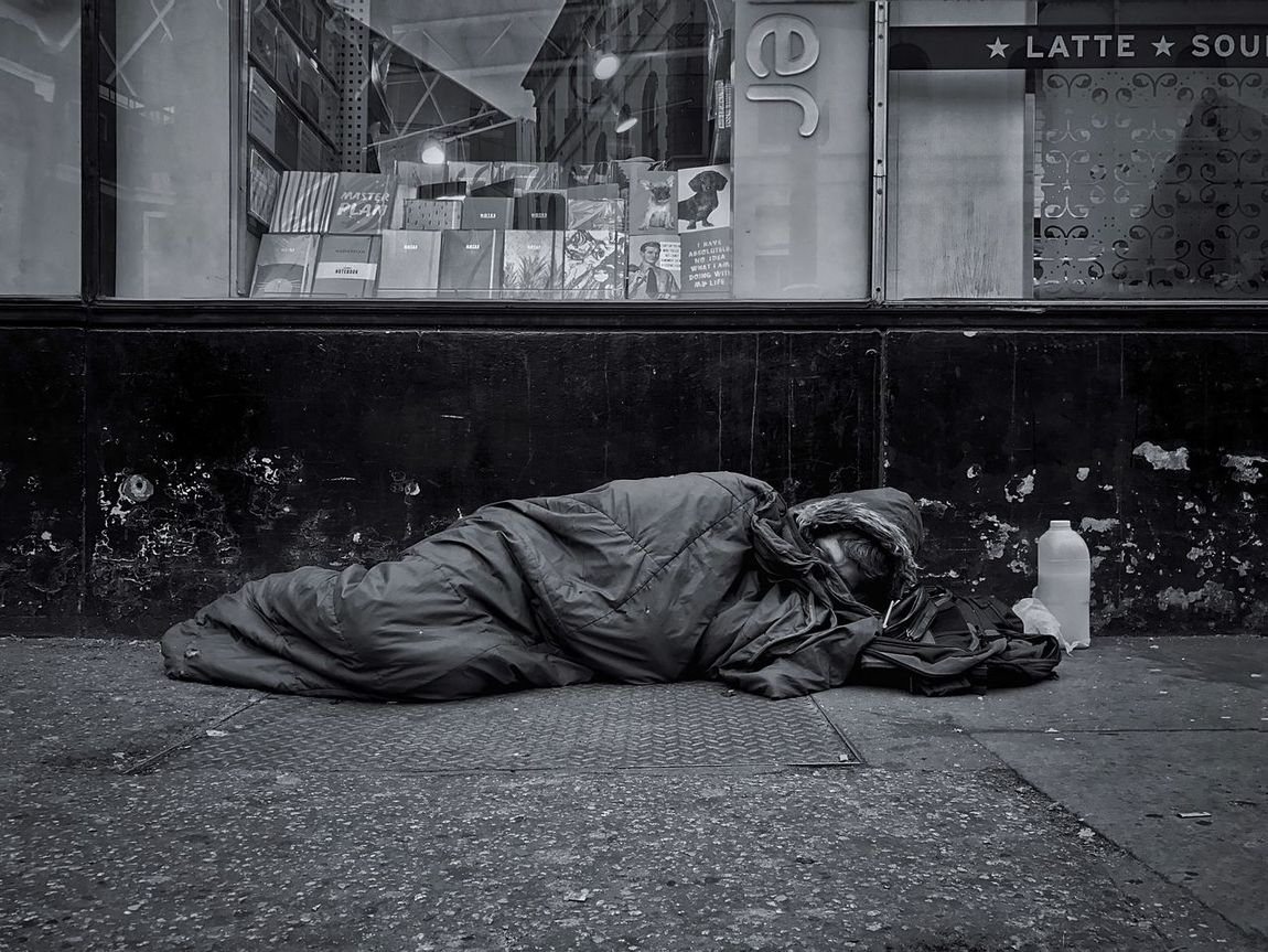 www.justgiving.com/crowdfunding/ourhomeless - Help Our Homeless Help Our Homeless People Help Helping Helping Others Charity Social Issues Lying Down One Person People Men Outdoors Adults Only Adult Day One Man Only Homeless When None Of This Really Matters