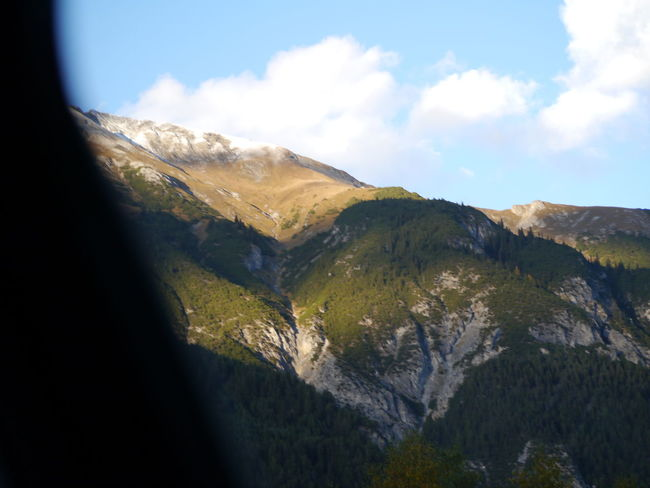 Alpine Beauty In Nature Day Mountain Mountain Range No People Outdoors Shade Shadow Sky Snow