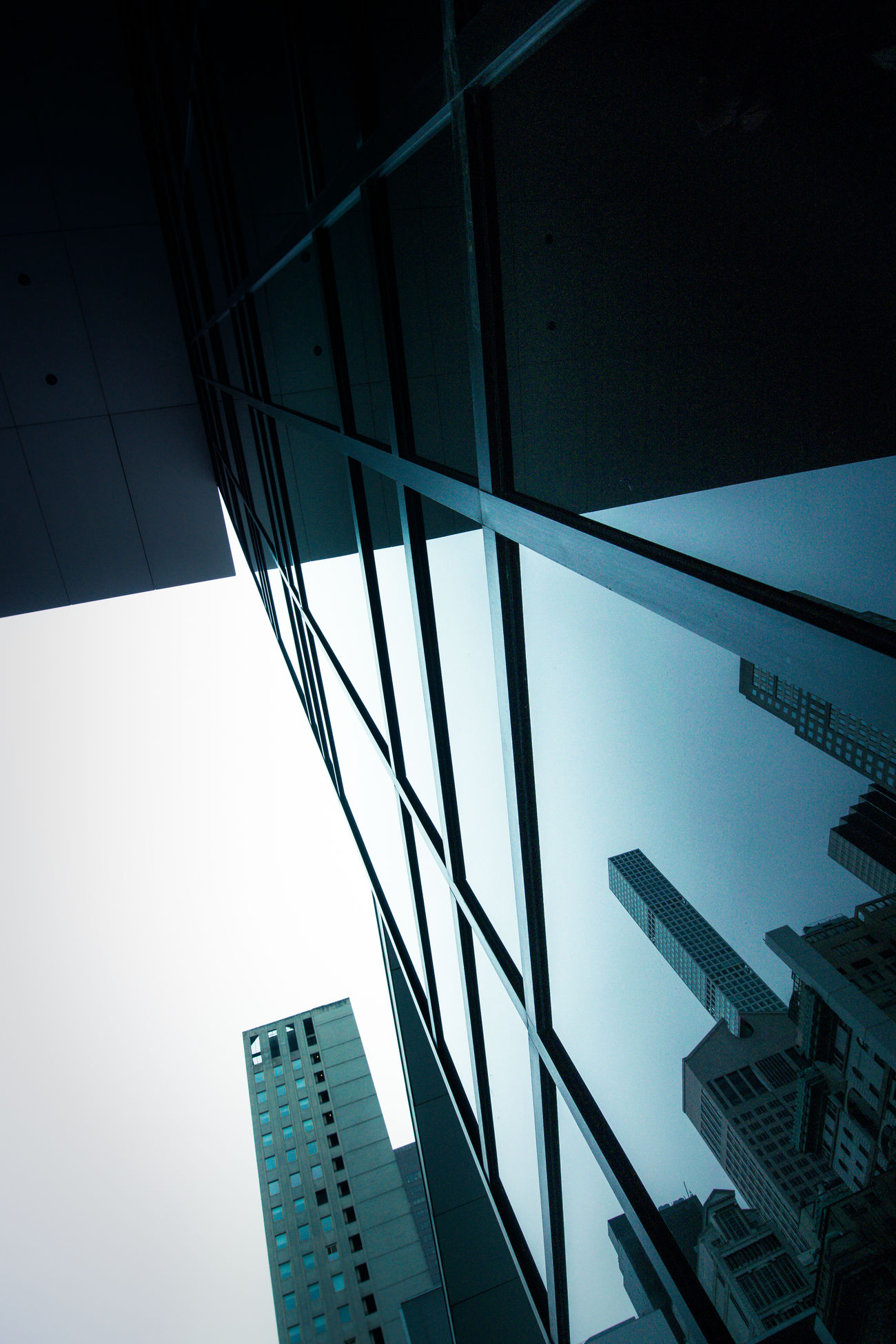 Moma Architecture Building Exterior Built Structure City Cityscape Clear Sky Corporate Business Day Growth Low Angle View Minimalism Modern No People Outdoors Reflection Sky Skyscraper Tall The Architect - 2017 EyeEm Awards