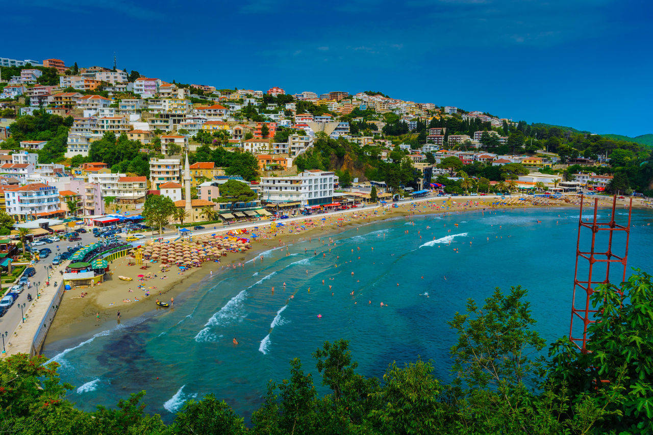 Balkans Beach Landscape Montenegro Nature Nature_collection Tourism Tourist Tourist Attraction  Travel Travel Destinations Ulcinj