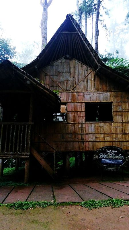 Nipa Hut Housephotography Building Exterior Built Structure Old House Rural Scene