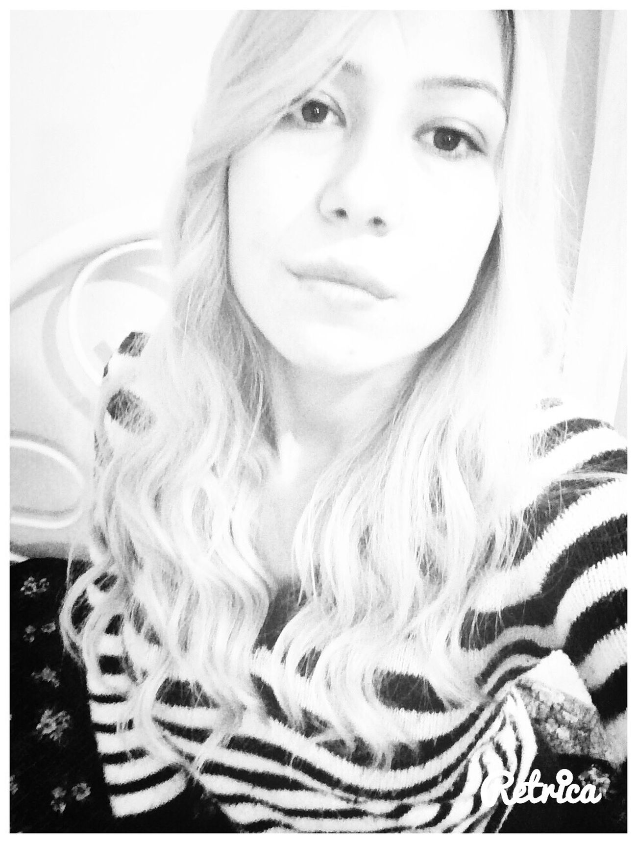 Hastayım ? Blonde Tired! Today's Hot Look That's Me