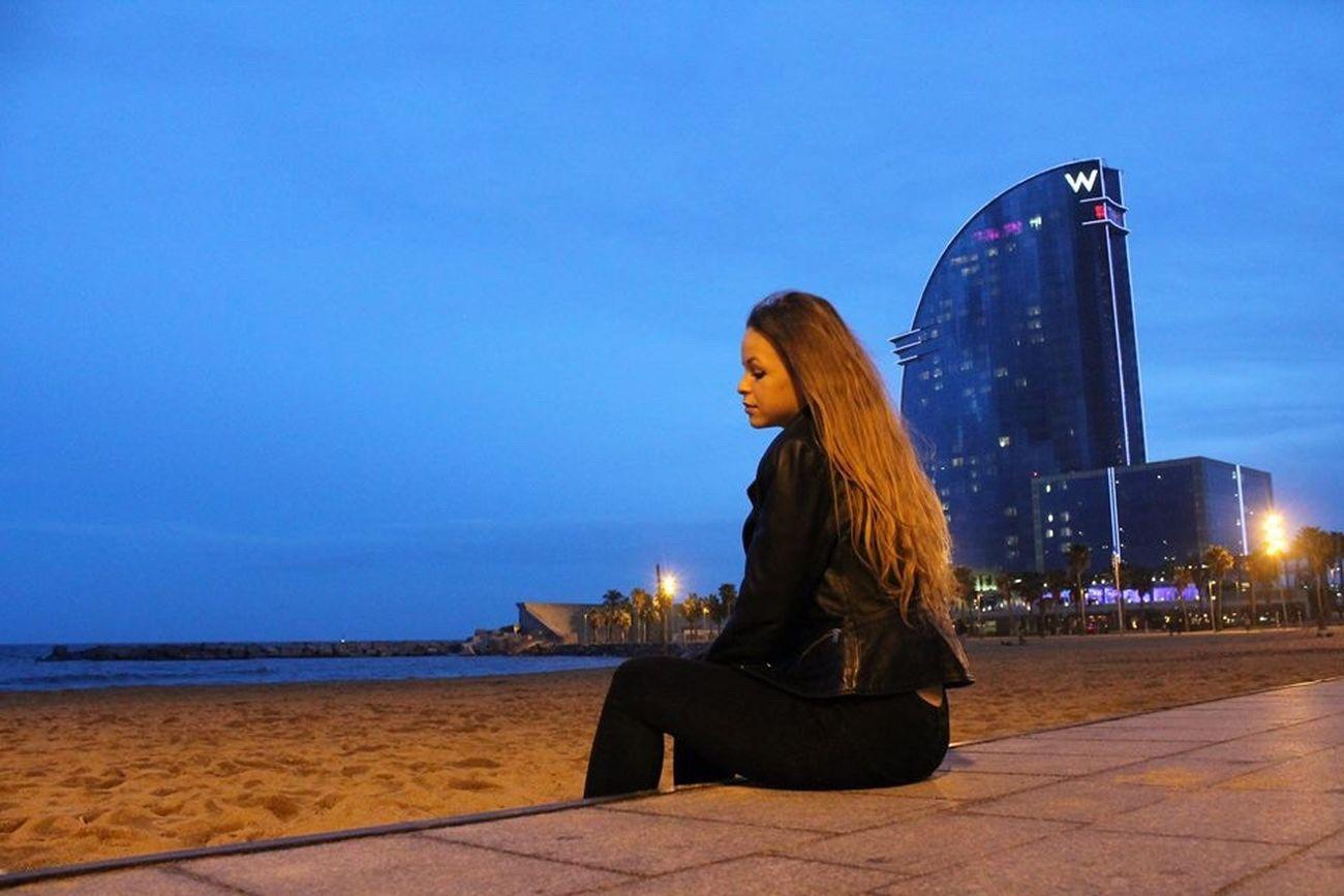 B A R C E L O N A ❤️❤️❤️ City Cityscapes Night Barcelona Hotelvela