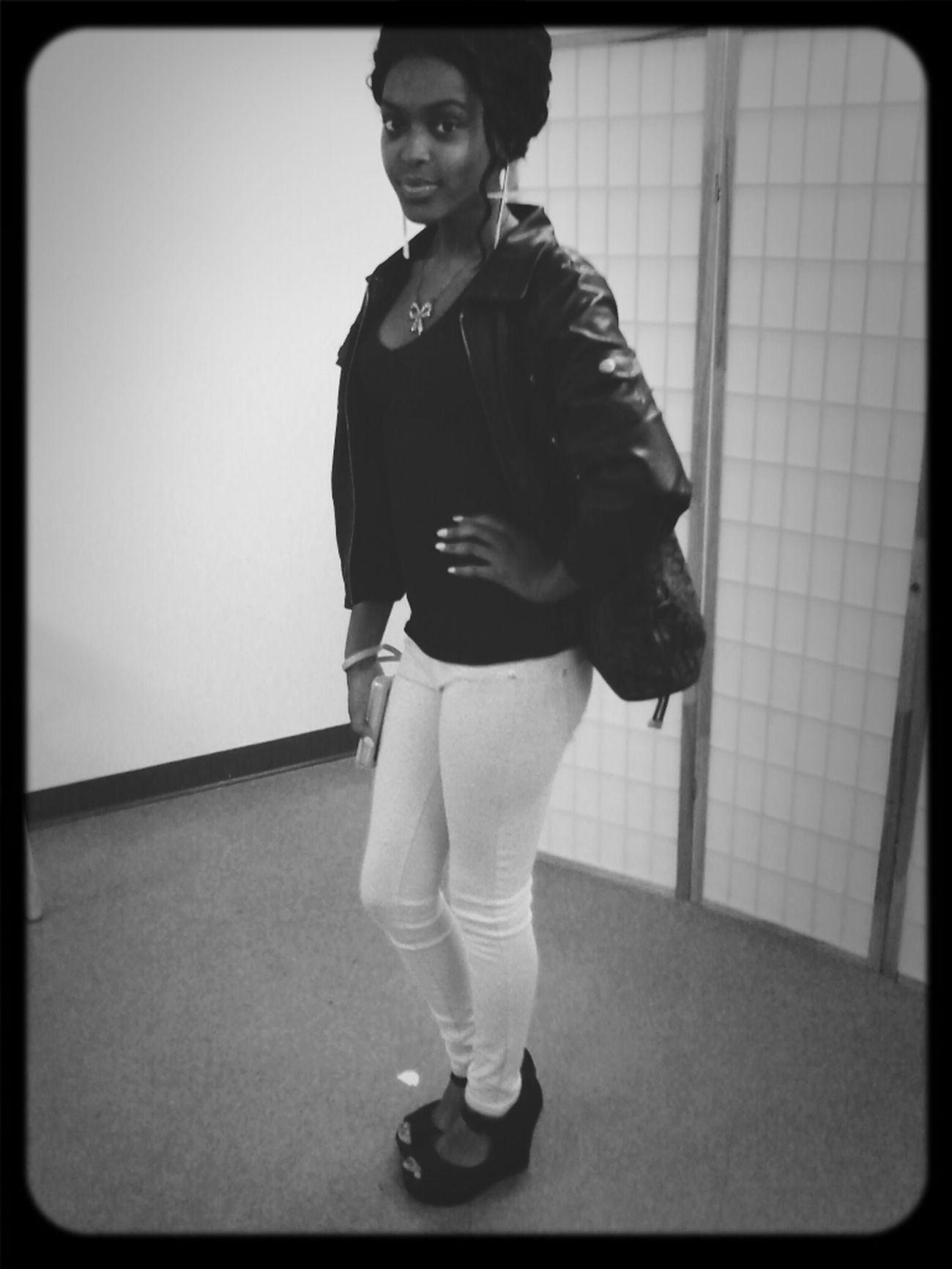 Posing