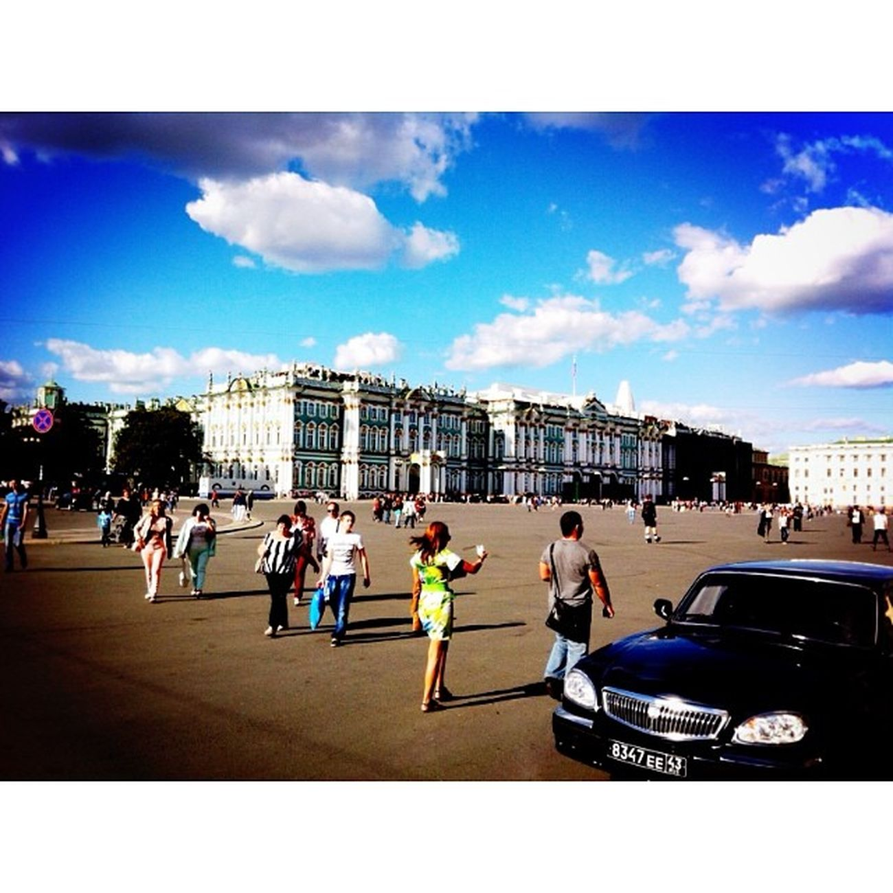 дворцоваяплощадь эрмитаж ленинград СанктПетербург питер петербург спб небо облака spb peterburg piter leningrad