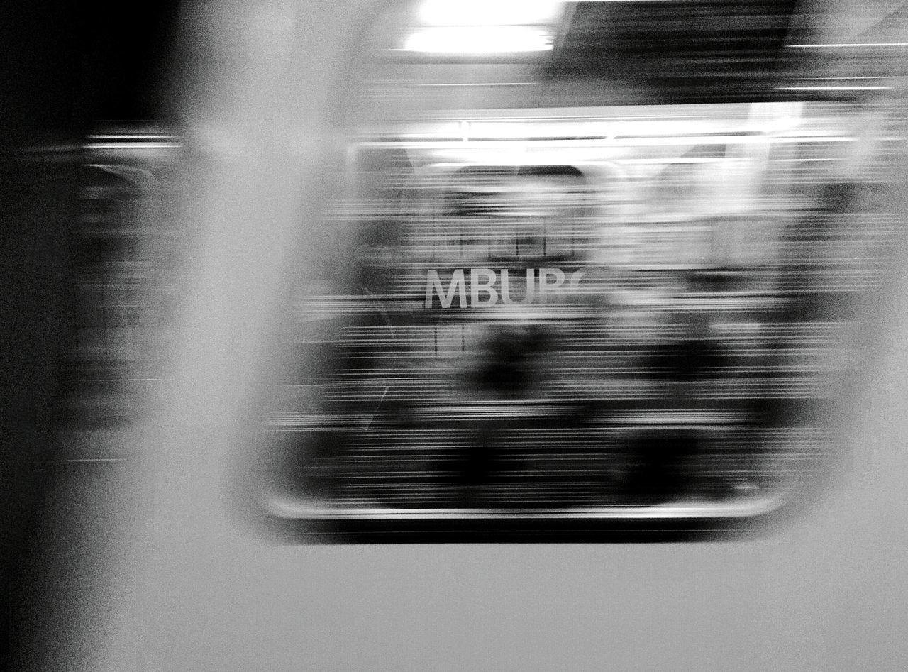 blurred motion, transportation, motion, speed, mode of transport, train - vehicle, public transportation, passenger train, land vehicle, journey, long exposure, rail transportation, indoors, real people, men, day, people