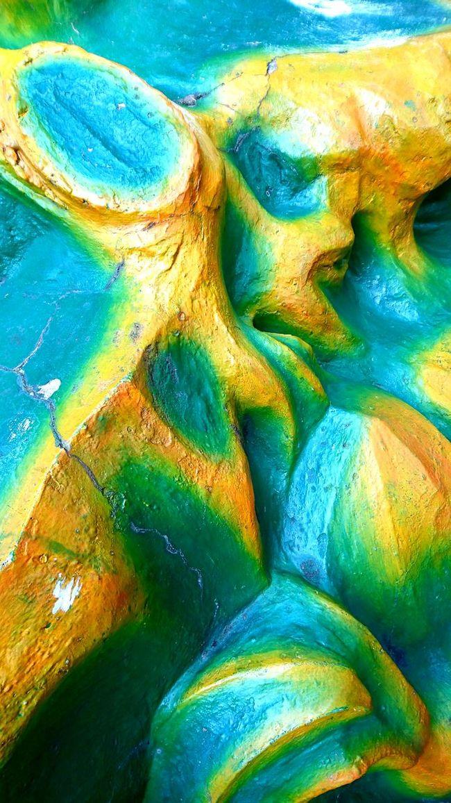Singapore Hawparvilla Coloursplash Textures And Surfaces