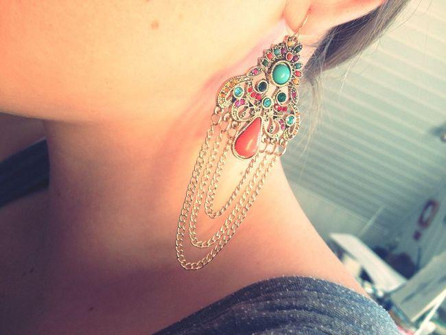 Beautiful I Love Earrings Love them