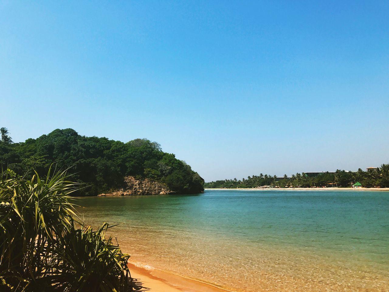 vacation Beach Vacation SriLanka 2017 Sun Blue Sky Waves, Ocean, Nature Wave