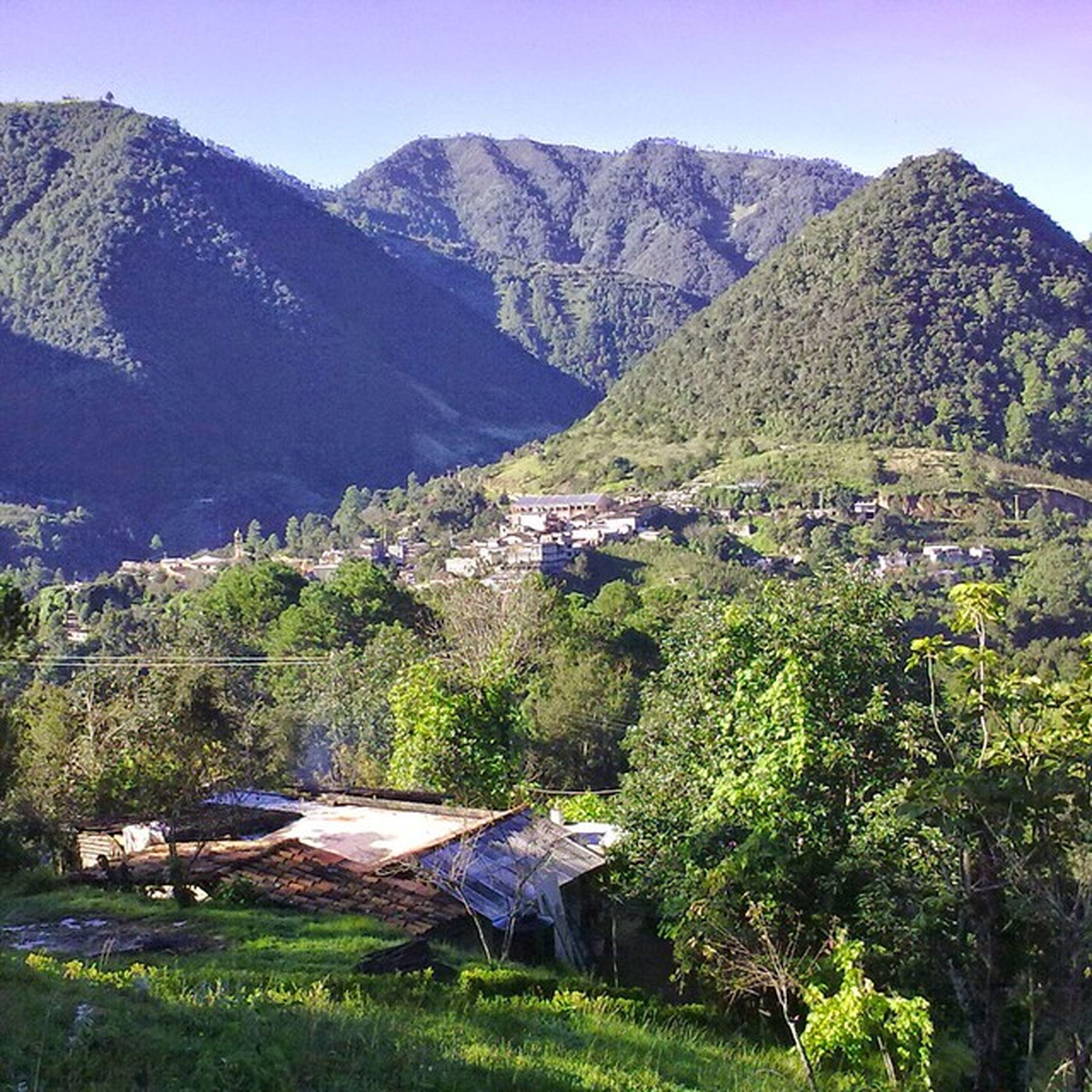 Sierra Norte de Puebla, Ometepec The Great Outdoors - 2015 EyeEm Awards Puebla Ometepetl Sierra Norte Mexico Mountains