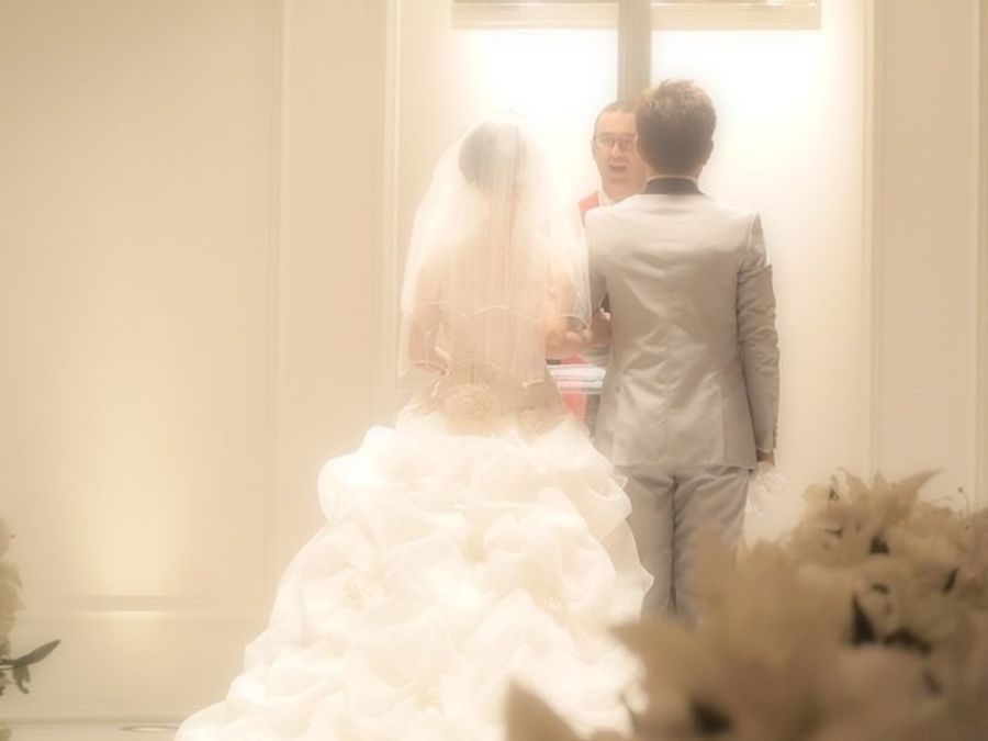 友達の結婚。 しあわせさがし I Will Follow