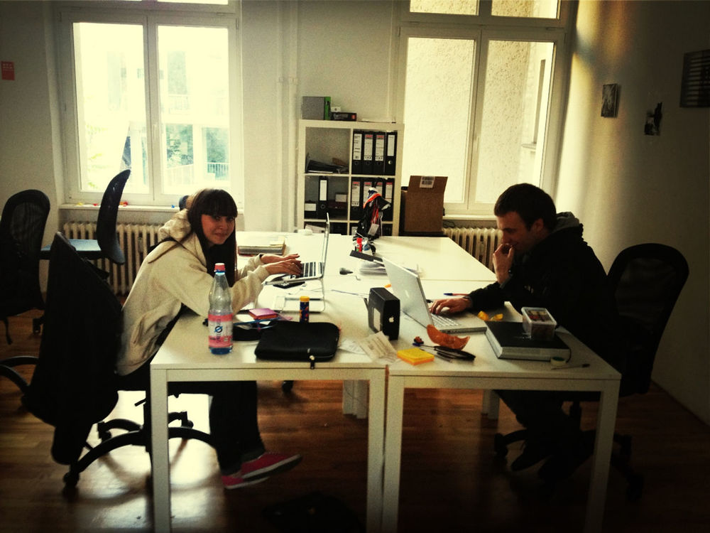 Changing the world at EyeEm HQ by Aline