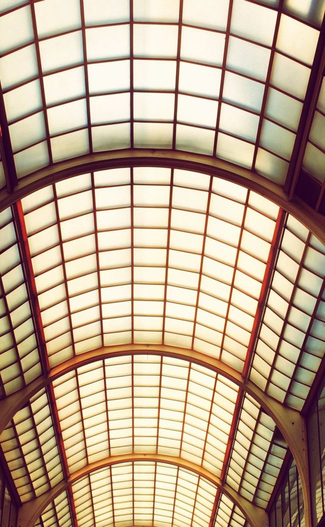 Learn & Shoot:Simplicity Glass Roof Verres Glass Art Week On Eyeem Hanging Out Taking Photos Getting Inspired Eye4photography IPhoneography Iphone5s