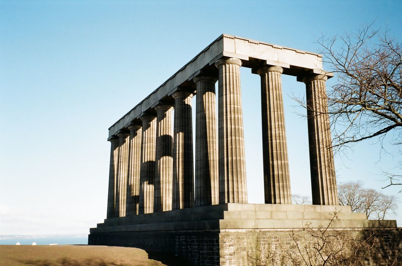 Beautiful stock photos of scotland, Architecture, Bare Tree, Branch, Built Structure