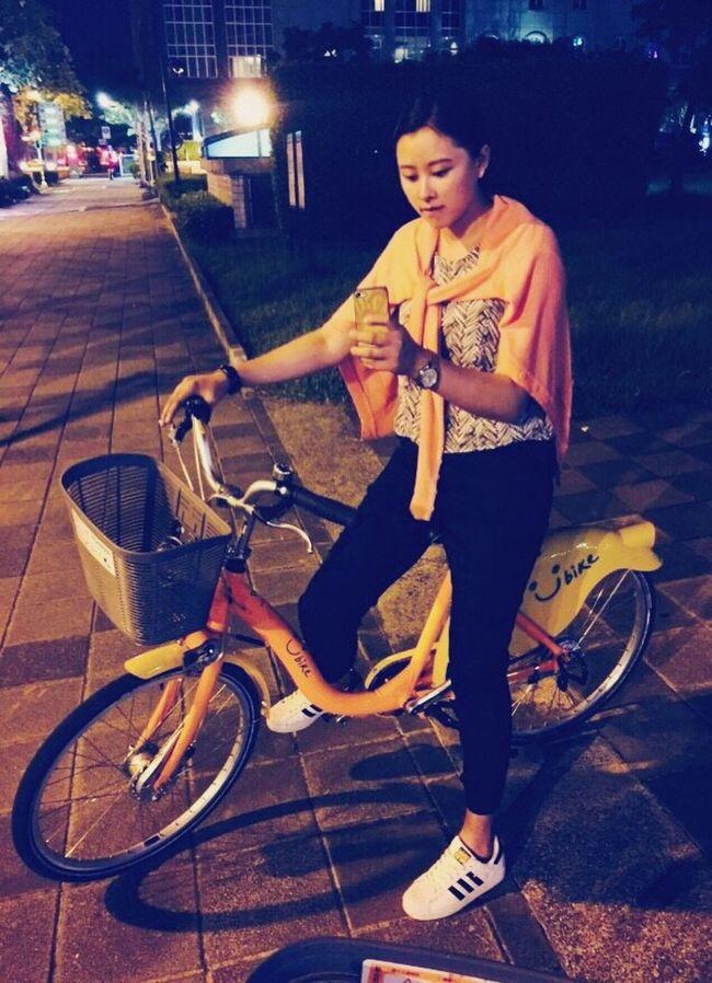 沒有勇氣の時候 怎麼辦才好 Hello World Finding My Way Need Answer Taiwanese Ubike