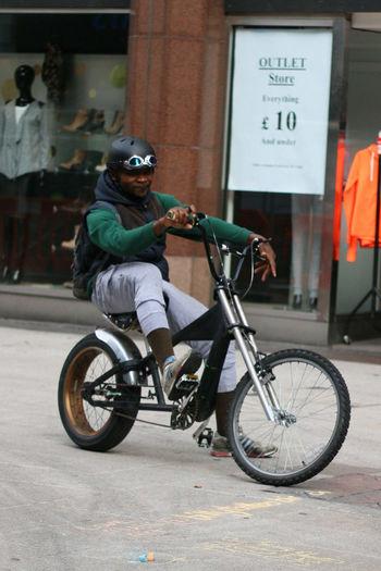 Bike Birmingham Swag Style