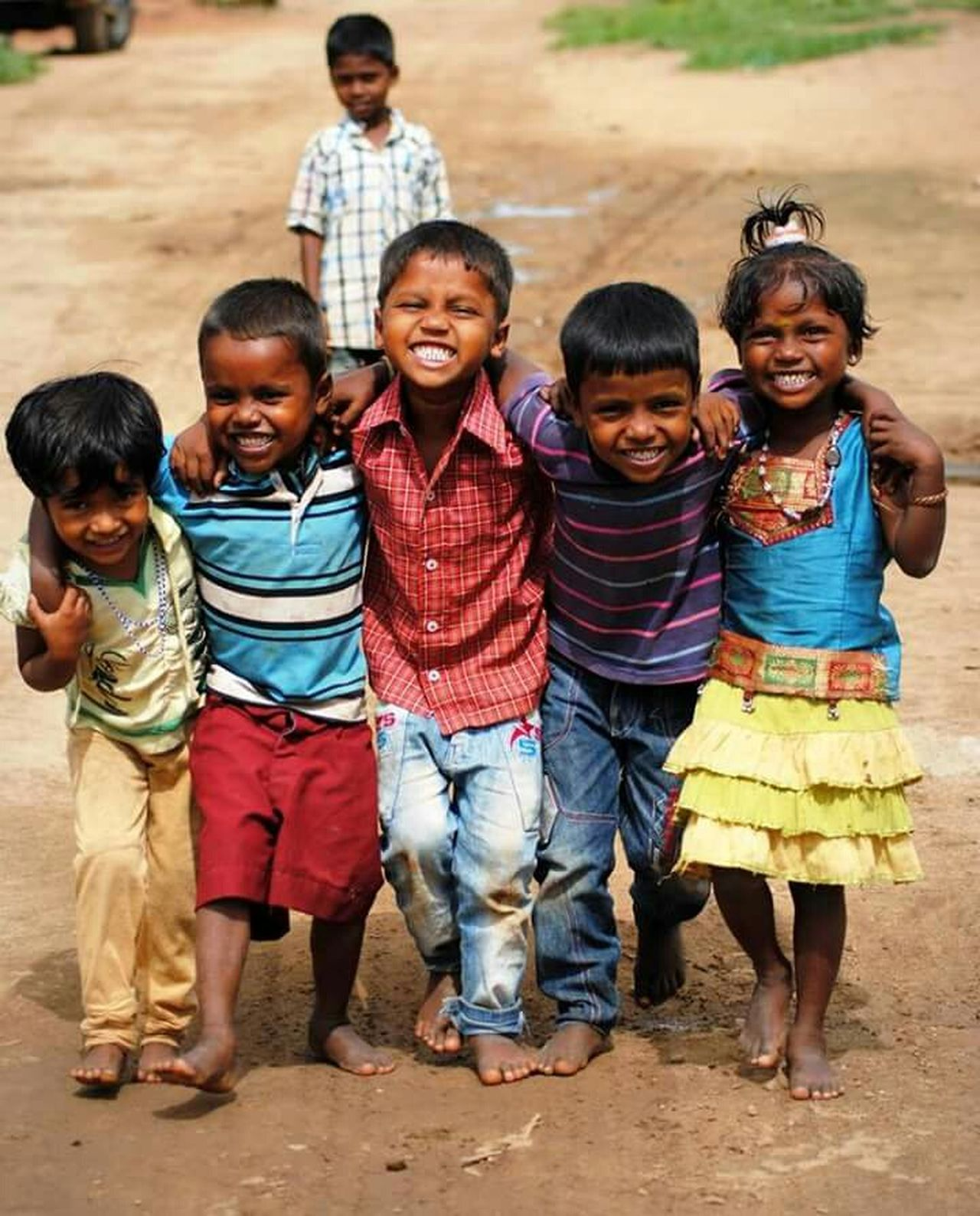 This Picture Speaks For It Self  Friendship ❤ Friends For Life  Portrait Of A Friend Happy Friendship Day!