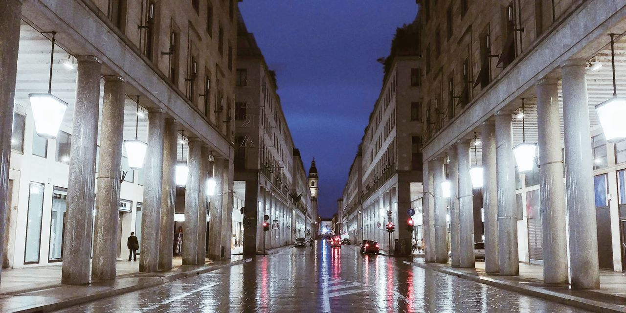 Architecture Built Structure The Way Forward Architectural Column Indoors  City Day Illuminated People Torino Italy