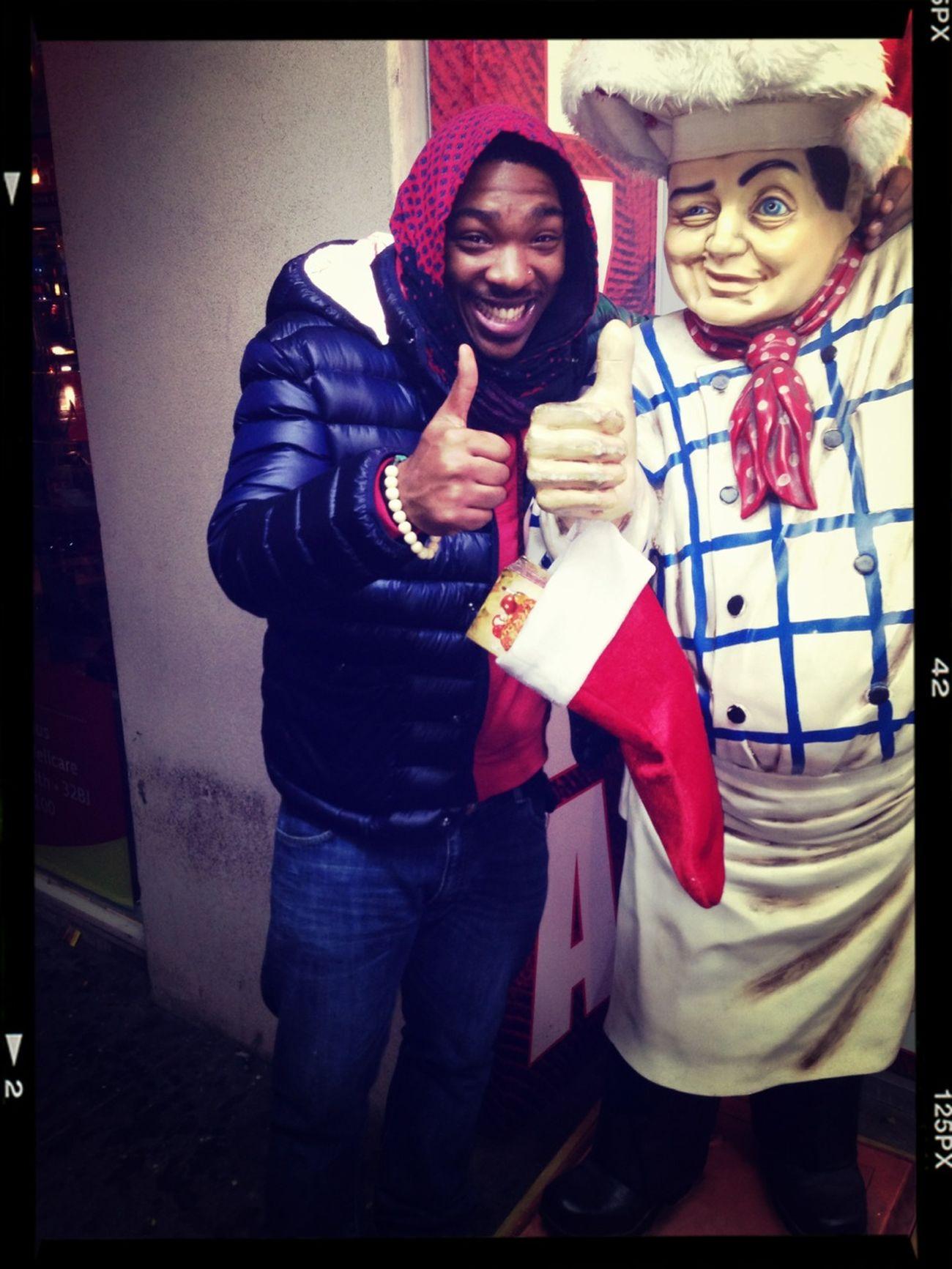 Me & The Homie Ben Lol