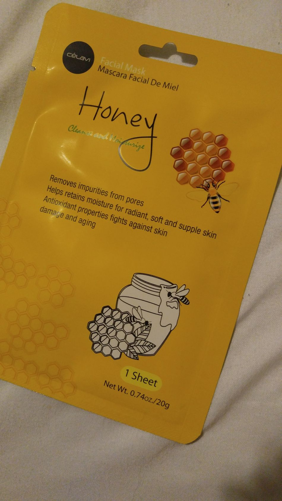 Cant wait to try my new Honey facial mask i got today at Rue 21. 🍯😍 Facialmask Honey Cleansing Healthy New Hello World Popular Photos Likes Allnatural Follow Enjoying Life