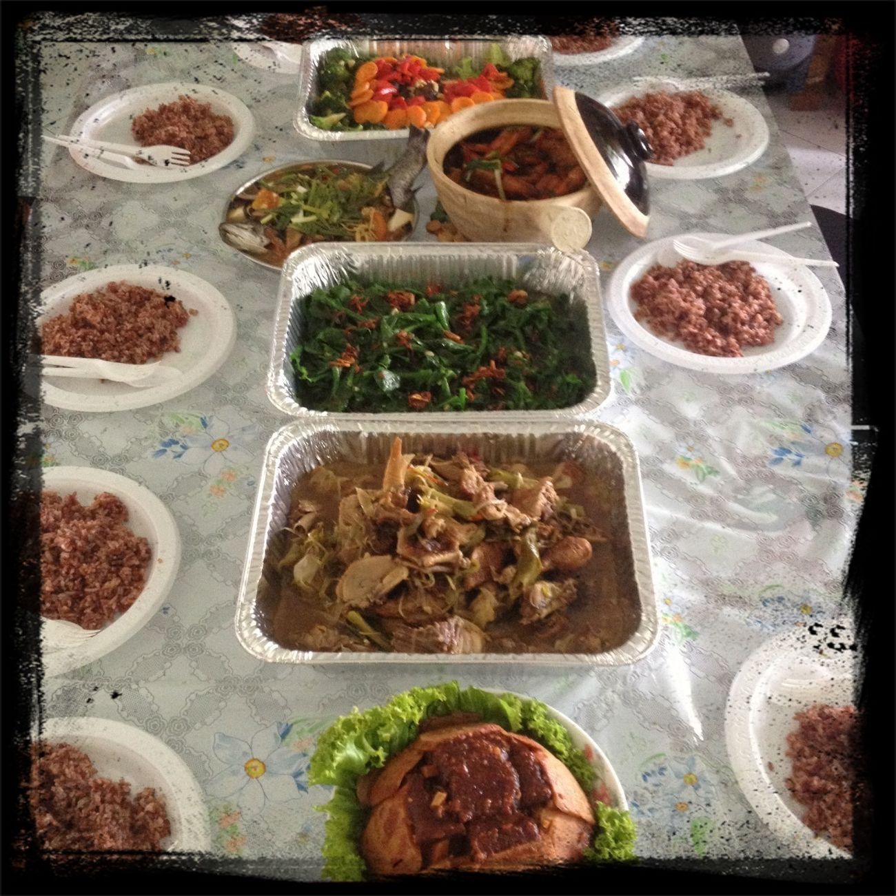 Uncle Who Is A Amazing Cook!! Nice Lunch With Family =)