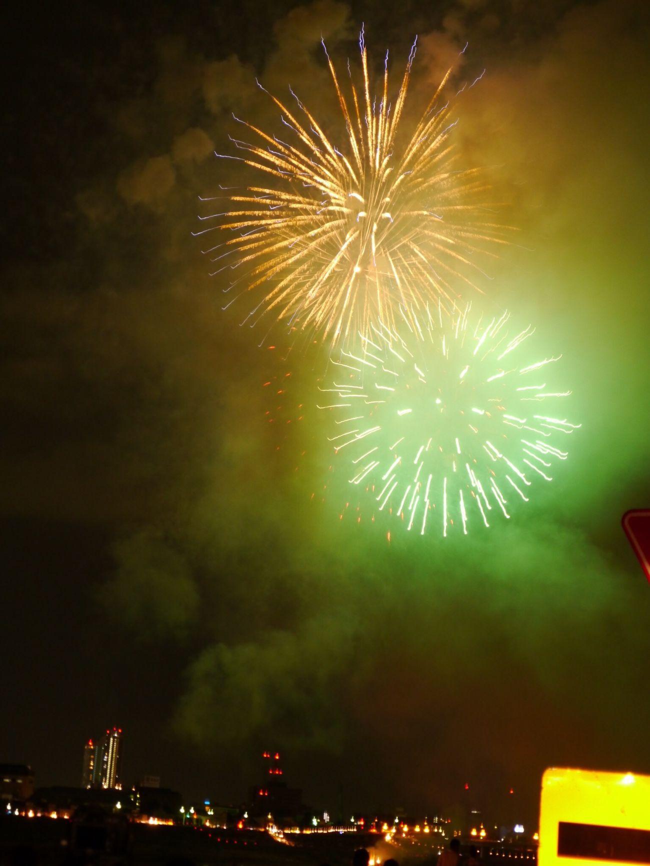岐阜日日新聞花火大会 Enjoying Life Relaxing Fireworks