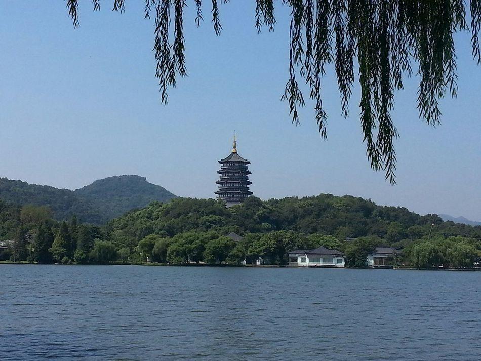 Hangzouh,china pagoda.
