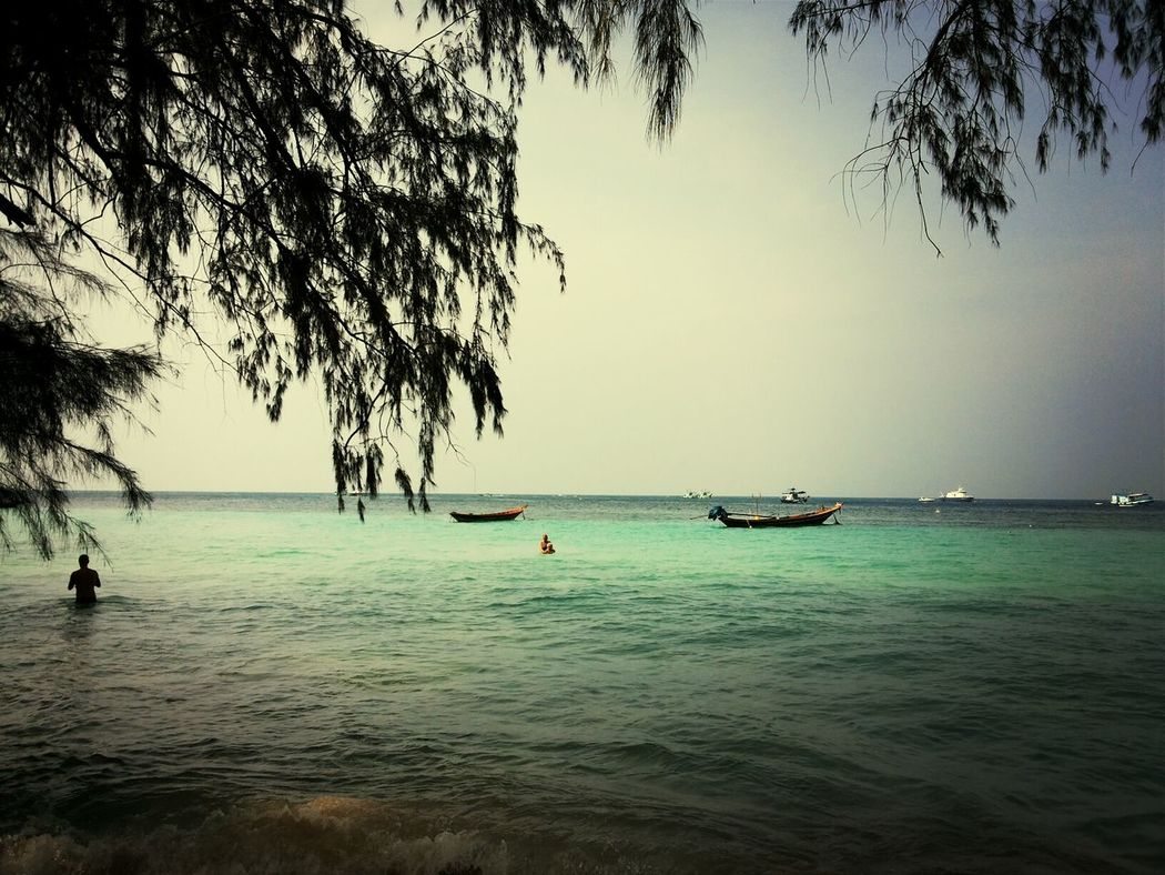 Seaview Relaxing Thailand
