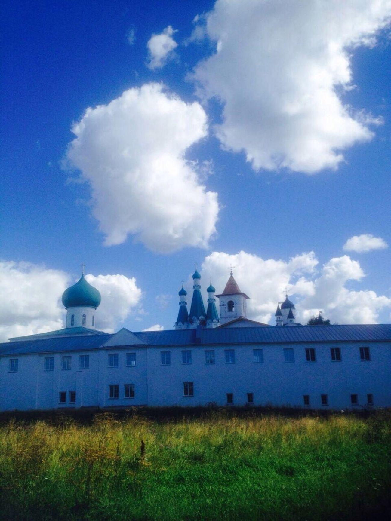 Александро-Свирского монастырь Старая Слобода Свирь Monastery