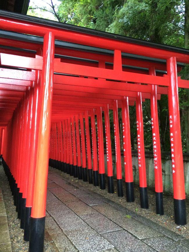 愛知 犬山城 稲荷神社