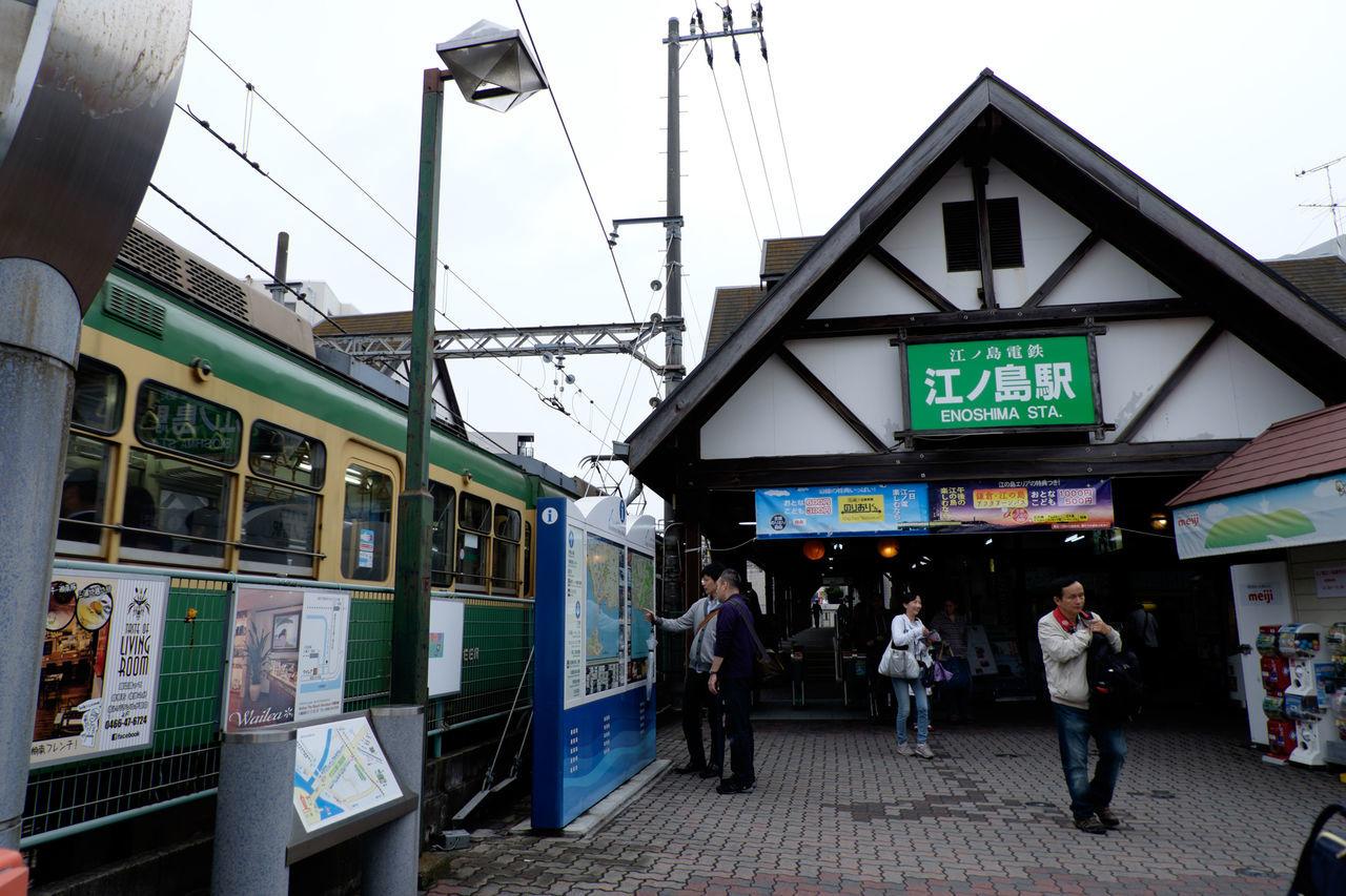 Enoden Enoshima Fujifilm Fujifilm X-E2 Fujifilm_xseries Kamakura Train Tram 撮り鉄ではない 江ノ島電鉄 江ノ電 鎌倉 電車