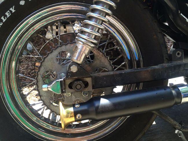 Ride-In Harley Davidson