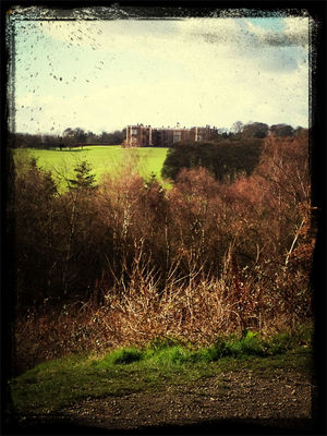 Temple Newsam House at Temple Newsam by Erika Sissons