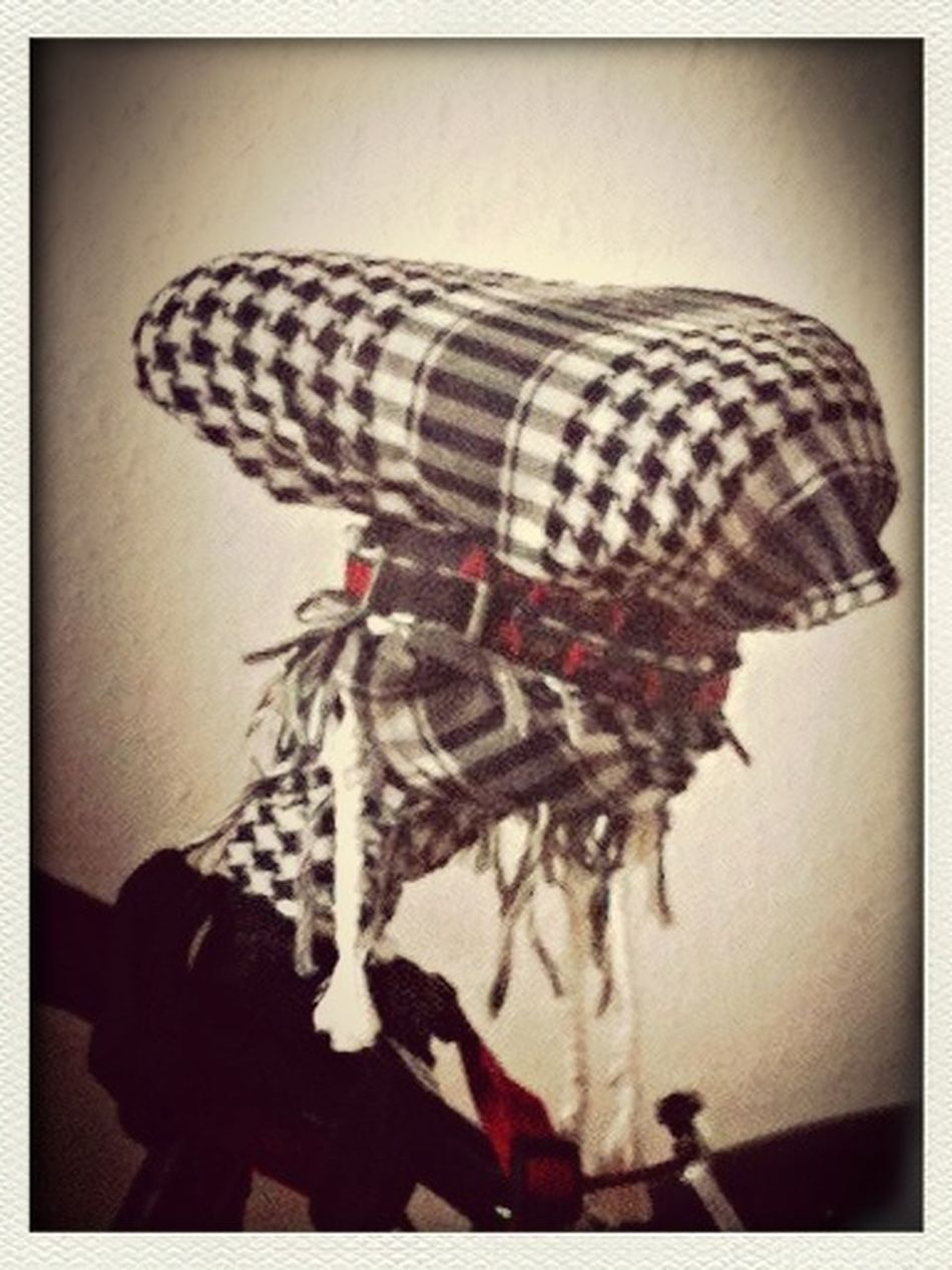 Art Bike Palestina Sattle