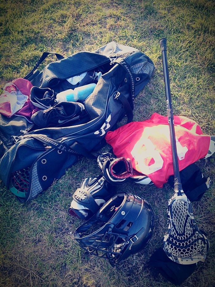 Tools of a warrior. Lacrosse The Creators Game Creators Game Medicine Game