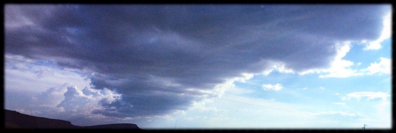First Eyeem Photo 43 Golden Moments Ontheway Clouds Paisaje