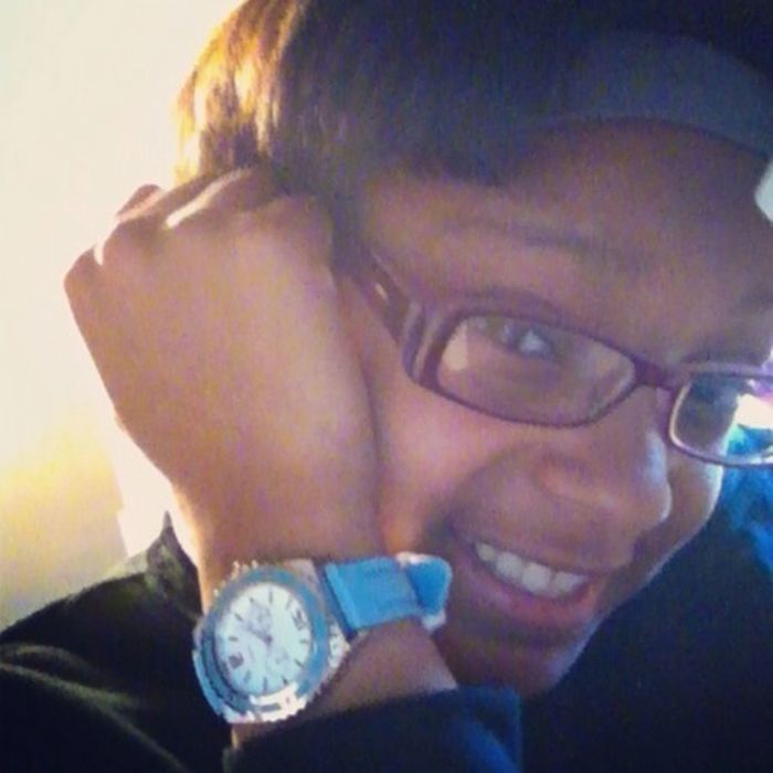 I smile b/c I have ever right to