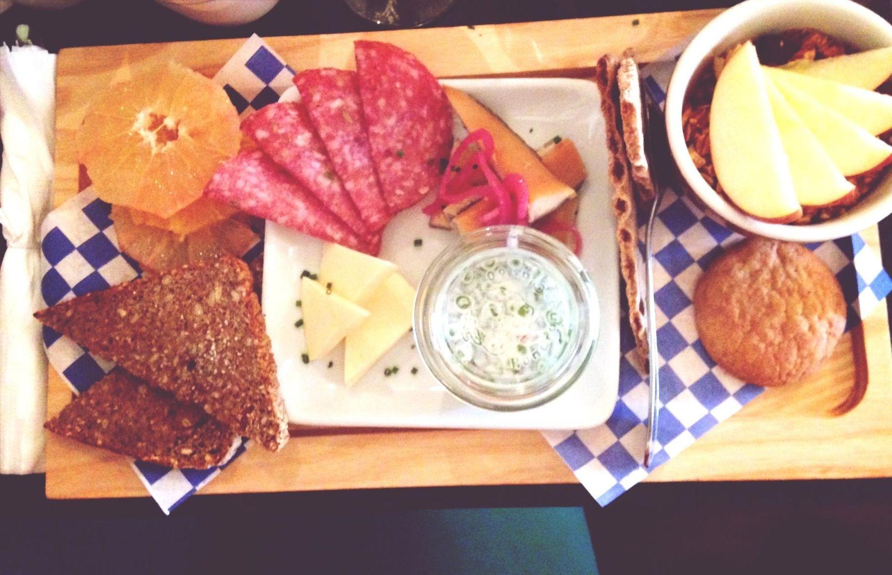 Yum! Smörgåsbord Breakfast Portland