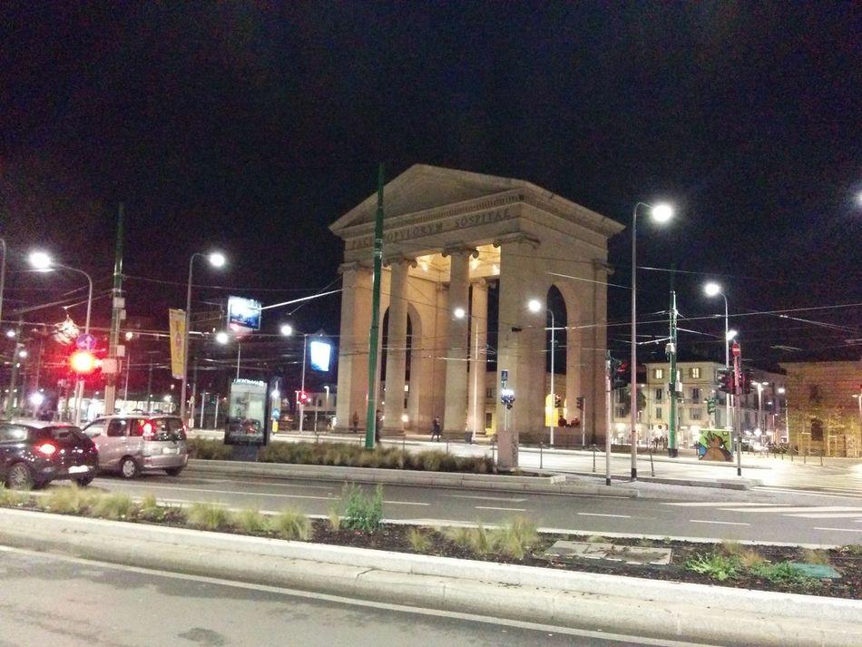 Nexus5 Nexus5photography Darsena Porta Monument Notte Night
