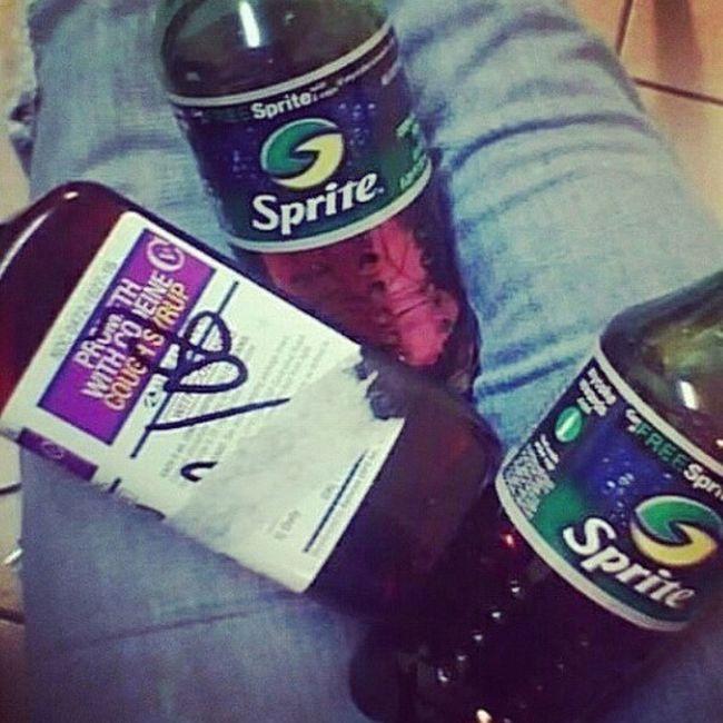 Pour up