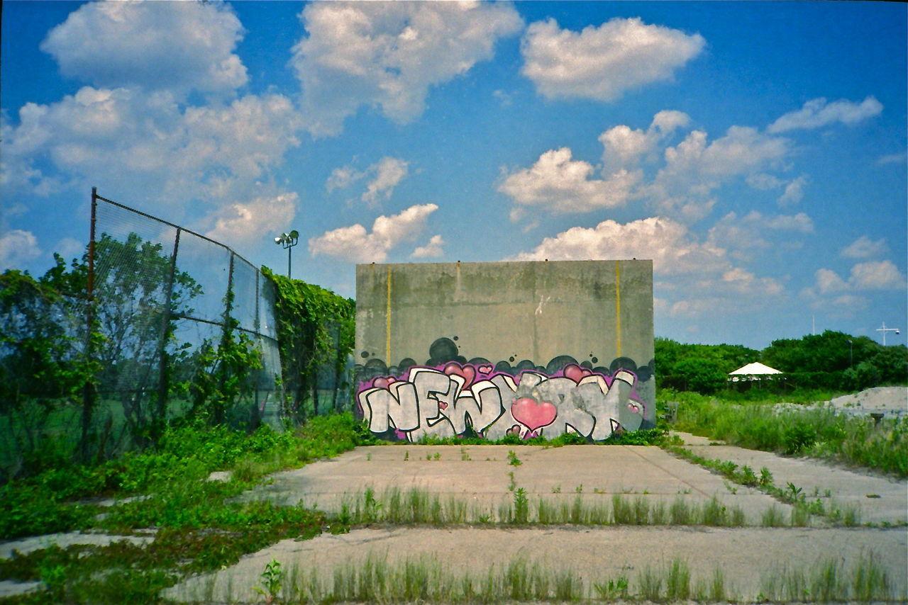 Analog Analogue Photography Film Filmisnotdead Landscape NYC Olympusxa