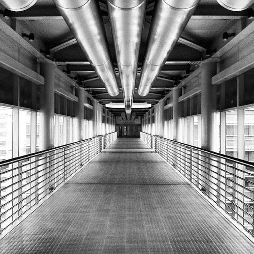 Sky Bridge at Petronas Towers. I really like this shot. Malaysia 2014. Kualalumpur Kl MALAYSIATRIP2014 Malaysia Travelkualalumpur Travelkl Travelmalaysia Petronastwintowers Twintowers Petronas Skybridge Highasfuck Tall Buildings