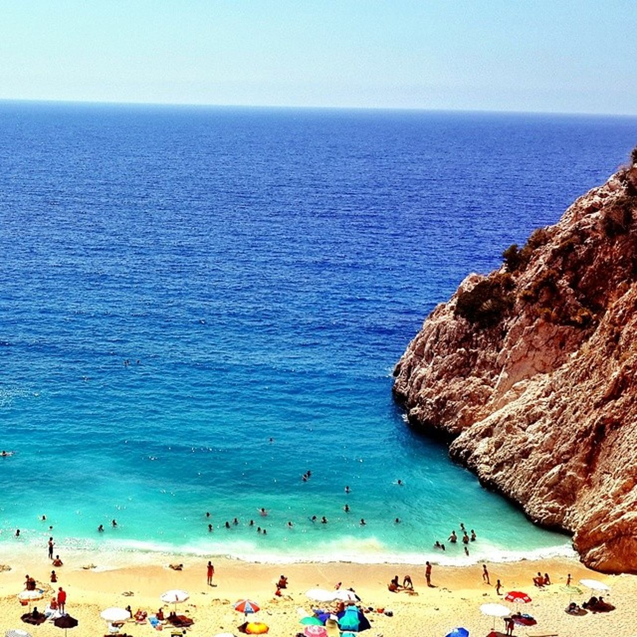 Kaputaş Beach Kalkan Kas Antalya Turkey Turquoise Water Turkuaz Sea Green Blue Sand Aquarium Aegean Crystal Clear Colorful Holiday Instamood Cove Instagood Landscape Nature Sun photoofday poster sky summer