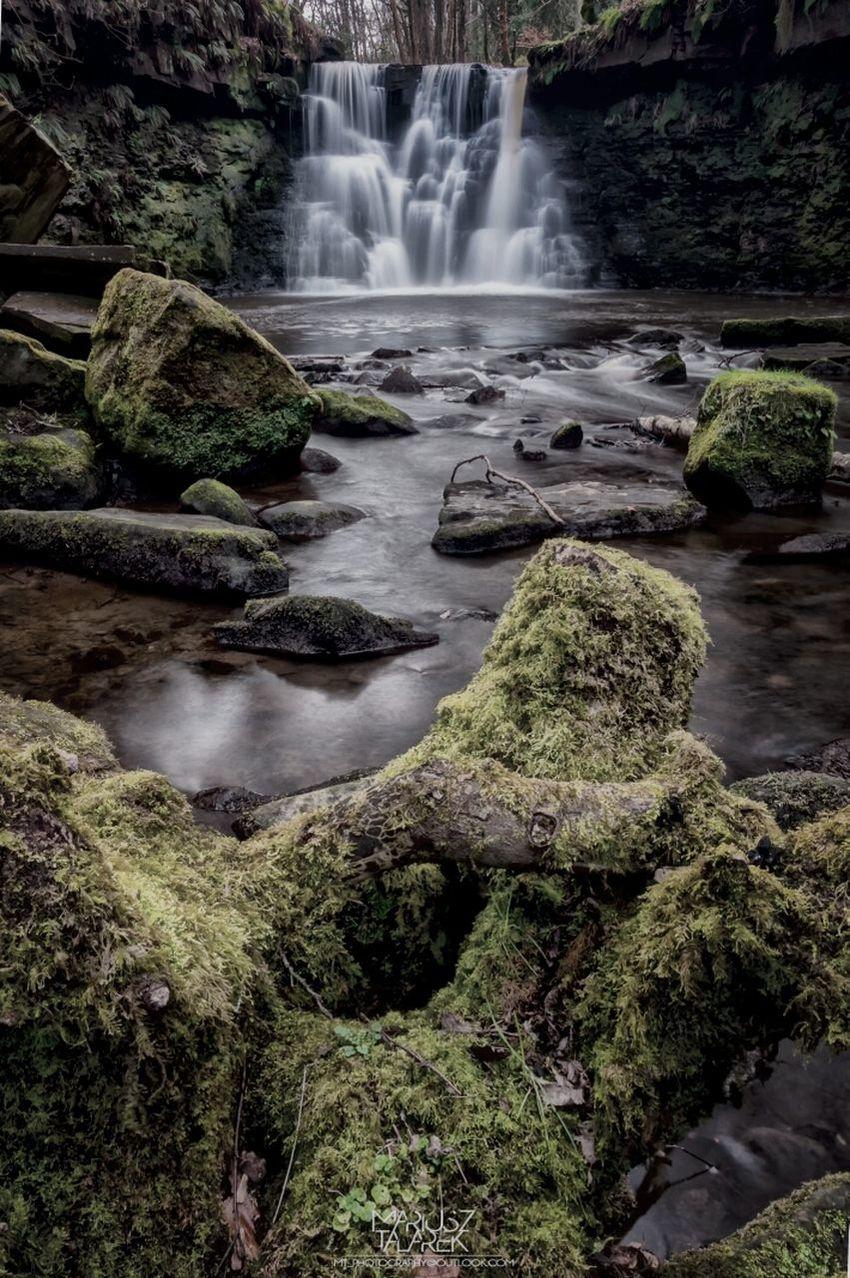 Goit Stock Waterfall. Harden, West Yorkshire, UK. EyeEm Best Shots - Long Exposure Waterfall EyeEm Nature Lover Streamzoofamily