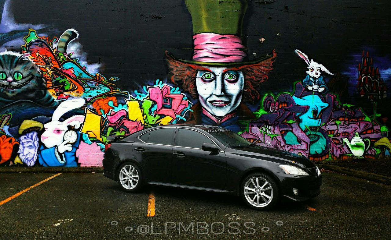 Lexus Is350 Is350 Lpm Lpmboss Aliceinwonderland