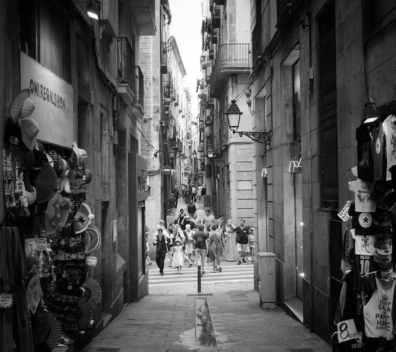 Streetphotography_bw Black And White Monochrome Mi Serie Barcelona