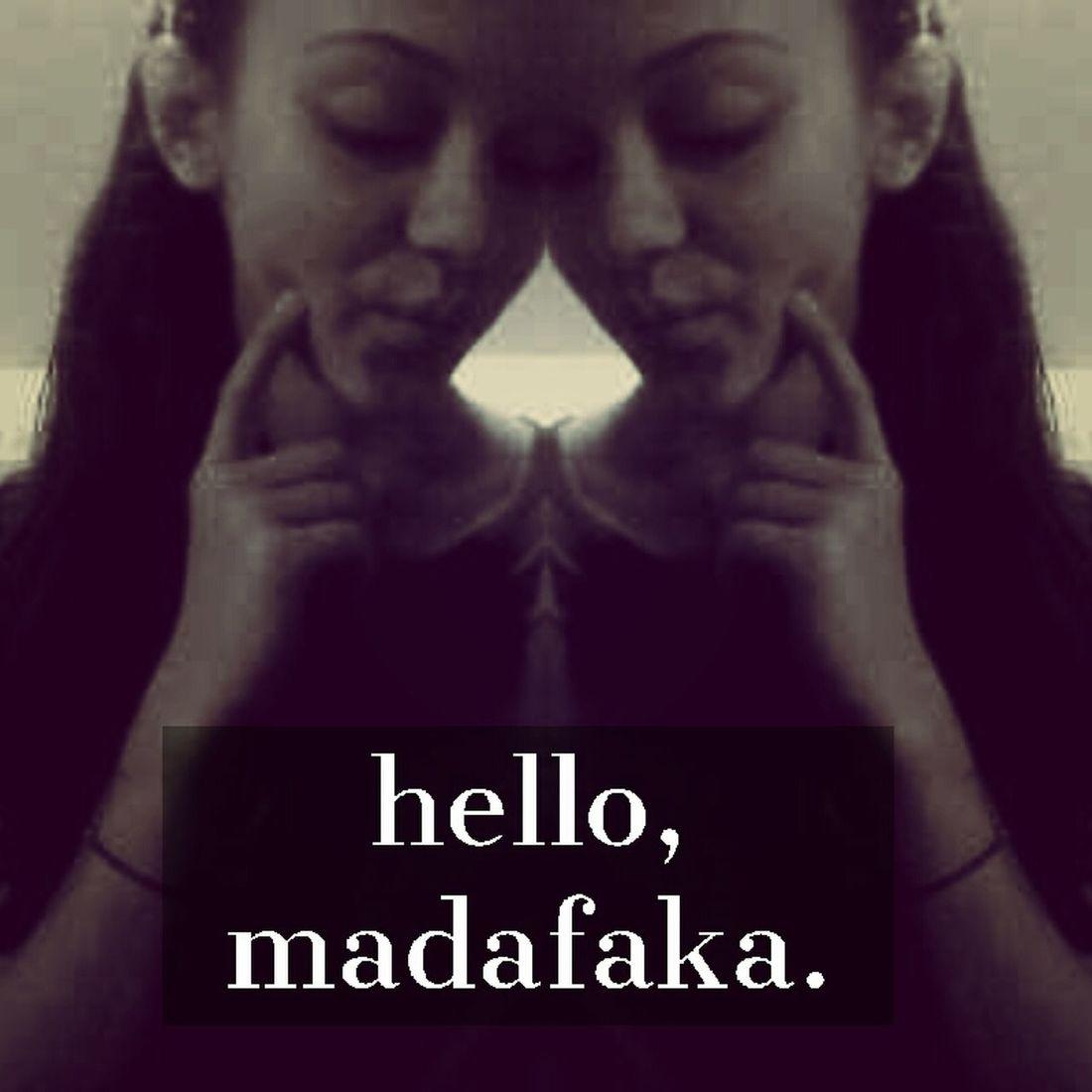 helloo, motherfucker. Hello ❤ First Eyeem Photo