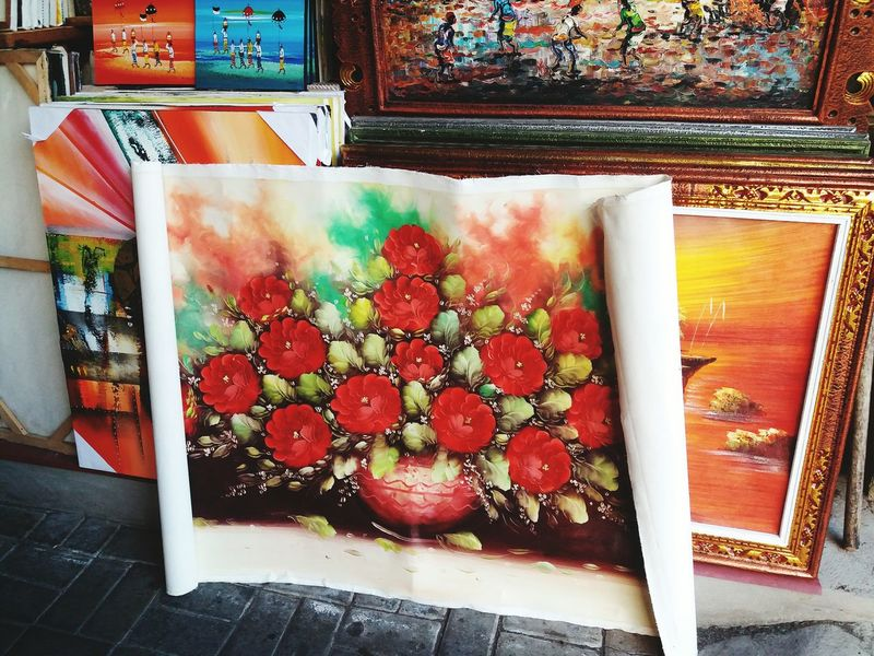 Art Is Everywhere Sukawati IloveIT ♡